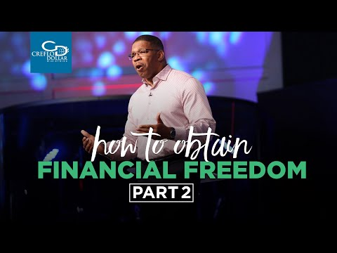 How to Obtain Financial Freedom Pt. 2 - Wednesday Morning Service
