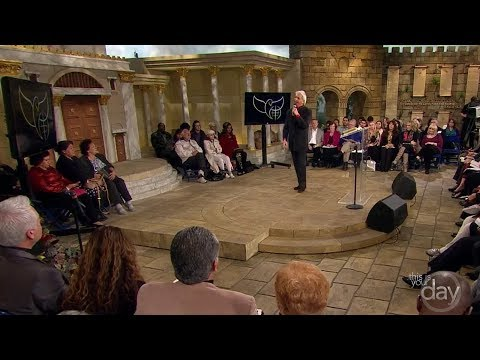 Our God Is A Healing God - Part 3 - a special sermon from Benny Hinn