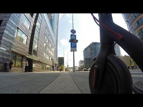 Xiaomi M365 + GoPro 4B on gimbal - riding in Vilnius (4K timelapse) - UC8e53kp9qfLKPBHu4C7AiYQ