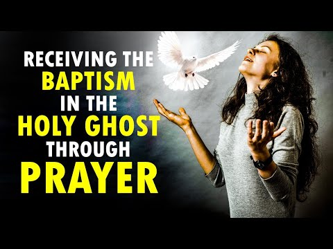 How to Receive the BAPTISM in the HOLY GHOST - Morning Prayer