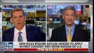 Ken Cuccinelli Discusses Trump Admin's New Asylum Rules