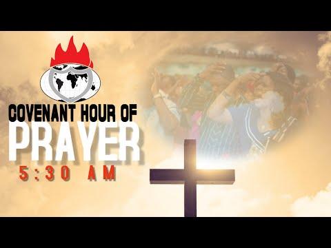 DOMI STREAM: COVENANT HOUR OF PRAYER  9, AUGUST  2021 FAITH TABERNACLE