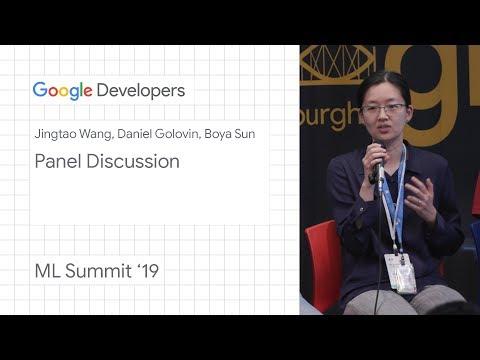 Panel discussion - Pittsburgh ML Summit '19 - UC_x5XG1OV2P6uZZ5FSM9Ttw
