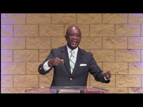 Pastor Tunde OladipupoExcerpt-Unlocking The Supernatural