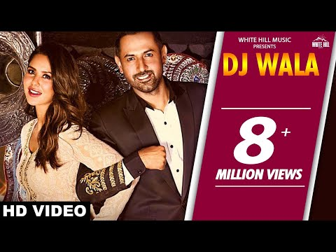 DJ WALA LYRICS - Gippy Grewal | Carry On Jatta 2