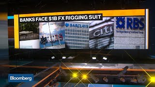 JPMorgan, UBS Among Five Banks Facing $1 Billion FX-Rigging Lawsuit