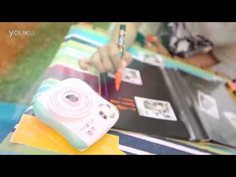 Fuji INSTAX Polaroid CF (with Park Shin Hye)