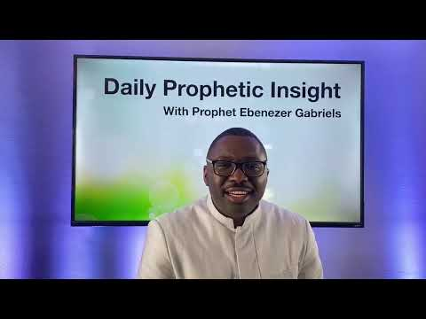 Prophetic INsights