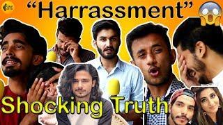 HARRASSMENT a Shocking Truth | Ukhano | Mohsin Abbas Haider | Public Reaction Show