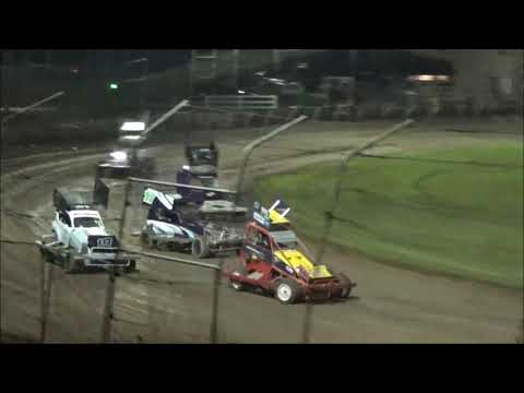 Stock Rods Feature - Lismore Speedway - 24.04.21 - dirt track racing video image