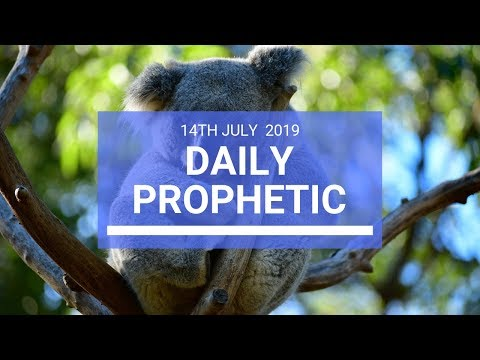 Daily Prophetic 14 July Word 2