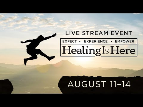 Healing in Here 2020: Day 1, Evening Session