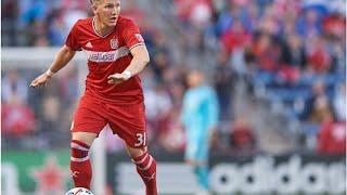 VIDEO: MLS: Bastian Schweinsteiger kassiert nächste Pleite mit Chicago Fire