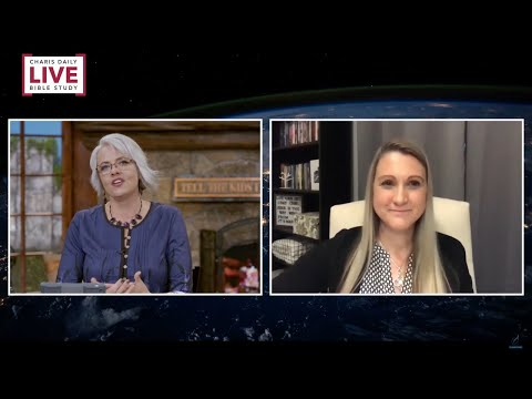 Charis Daily Live Bible Study: The Bride of Christ - Deanne Gissel - Aug 7, 2020