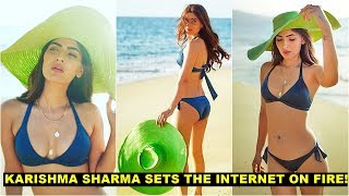 Karishma Sharma is a beach baby and these pictures are proof!