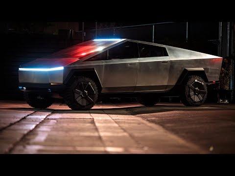 Tesla Cybertruck Test Ride and Impressions! - UCiDJtJKMICpb9B1qf7qjEOA