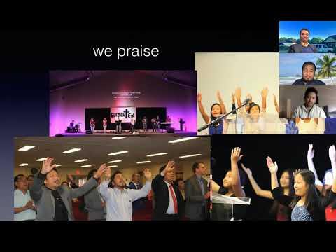 Kawhhran hmin in Pathian hnenah lungawithu simnak: Church thanksgiving: Nov. 2020