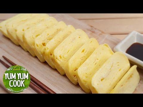 Tamagoyaki | Japanese Omelette | YumYumCook - UCGdQm8fPTM_jSkW_uUQpzxw