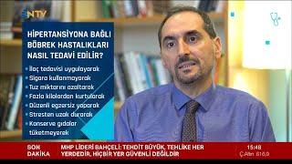 Doç. Dr. Enes Murat Atasoyu - Hipertansiyon nedir? (Hipertansiyon böbreklere zarar verir mi?) - NTV