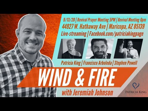 Wind and Fire with Jeremiah Johnson
