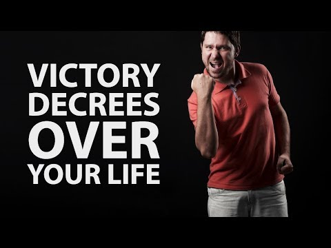 Victory Decrees: Prophetic Strategies for Spiritual Warfare Success