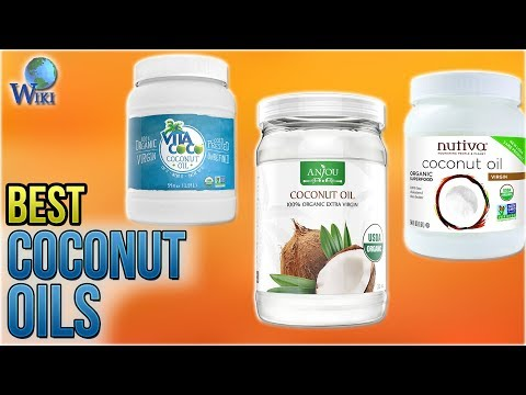 10 Best Coconut Oils 2018 - UCXAHpX2xDhmjqtA-ANgsGmw