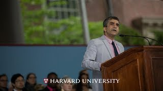 Afternoon Exercises | Harvard Commencement 2019