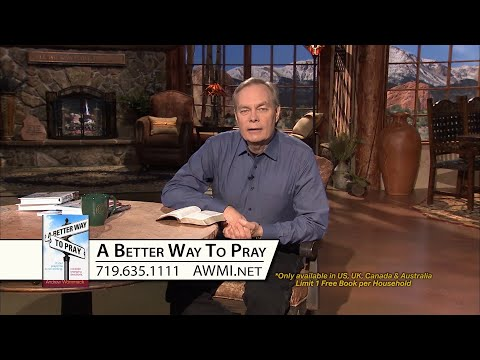 A Better Way to Pray: Week 4, Day 4