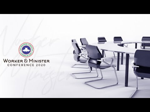 RCCG WORKERS & MINISTERS CONFERENCE 2020  DAY 2
