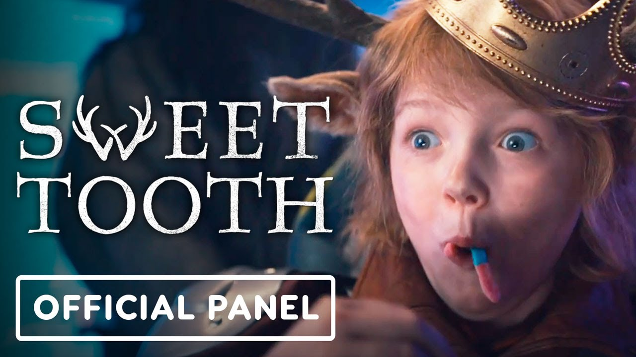 Sweet Tooth – Official Fan Q&A Panel with Christian Convery | DC FanDome 2021