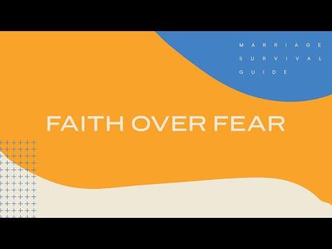 Faith Over Fear  An Encouraging Prayer from Dave & Ashley Willis