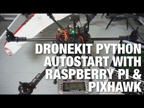 Connecting Raspberry Pi w/ Pixhawk and Communicating via MAVLink