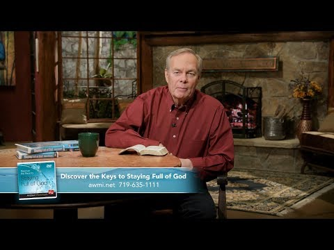 Discover The Keys to Staying Full of God: Week 4, Day 1 - The Gospel Truth