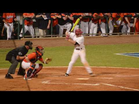 A short highlight reel of the 2017 Capital City Classic, featuring the Auburn Tigers vs. the Alabama Crimson Tide. Auburn won the game 4-3.