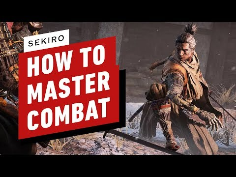 Sekiro: Shadows Die Twice - How to Survive and Master Combat - UCKy1dAqELo0zrOtPkf0eTMw