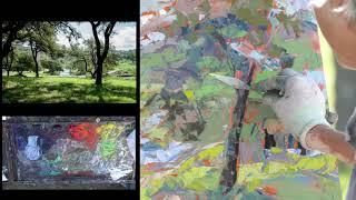 Cynthia Rosen On Plein Air Painting