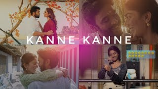 💞Kanne Kanne💞Dhanush💞Sai Pallavi💞Love💞Whatsapp Status tamil video💞Lovely Perumal💞