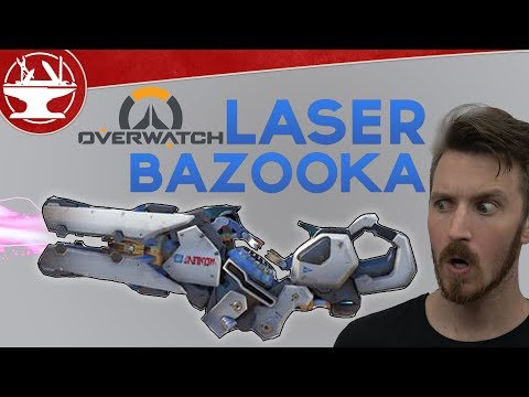 Make it Real Zarya's Particle Cannon (PART 1/3) - UCjgpFI5dU-D1-kh9H1muoxQ