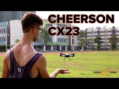 Cheerson CX23 Mini FPV Drone Extensive Review English - UC2nJRZhwJ1XHmhiSUK3HqKA