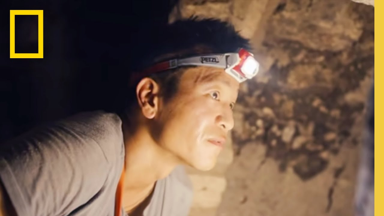 Mapping a Mayan Crypt  | Lost Cities with Albert Lin