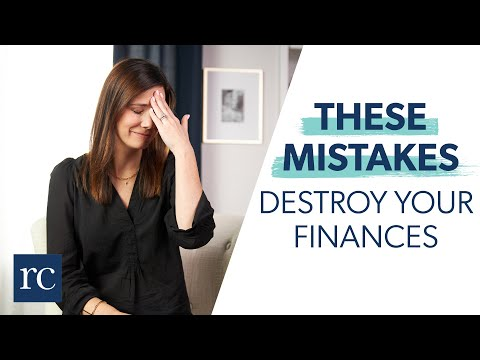 5 Money Mistakes That Are Destroying Your Finances