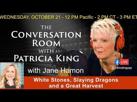 Patricia King and Jane Hamon // The Conversation Room