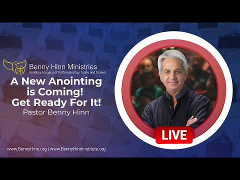 A New Anointing is Coming! Get Ready For It!