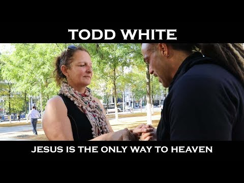 Todd White - Jesus is the only way to Heaven