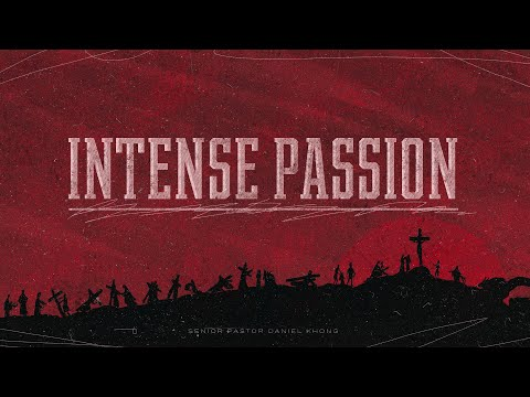 English Service  Intense Passion
