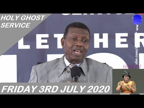 PASTOR E.A ADEBOYE SERMON - LET THERE BE LIGHT 7