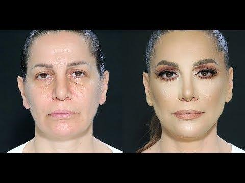 Mature women makeup tutorial by Samer Khouzami - UCNhYJsnyeYxHvnFWfGr1prA