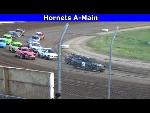Grays Harbor Raceway, May 30, 2021, Hornets A-Main - dirt track racing video image