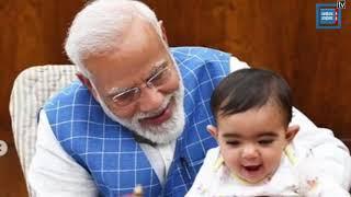 कर्नाटक से स्वामी की छुट्टी, मोदी की गोदी में ये बेबी कौन?