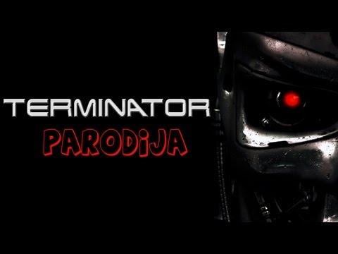 Terminator parodija